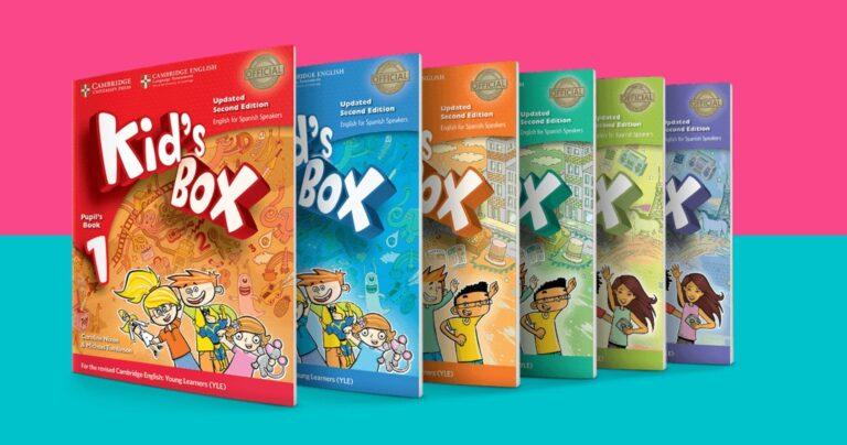 Учебные пособия Kid's Box