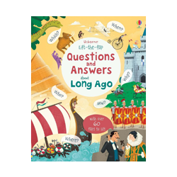 Questions and Answers about Long Ago (автор Daynes Katie)