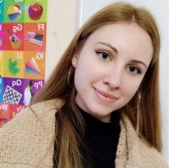 Екатерина Александровна Ребрейкина